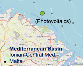 Mediterranean tester located in Malta